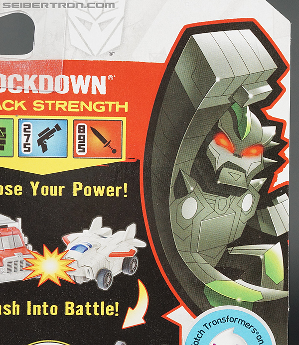 Transformers Bot Shots Lockdown (Image #13 of 77)