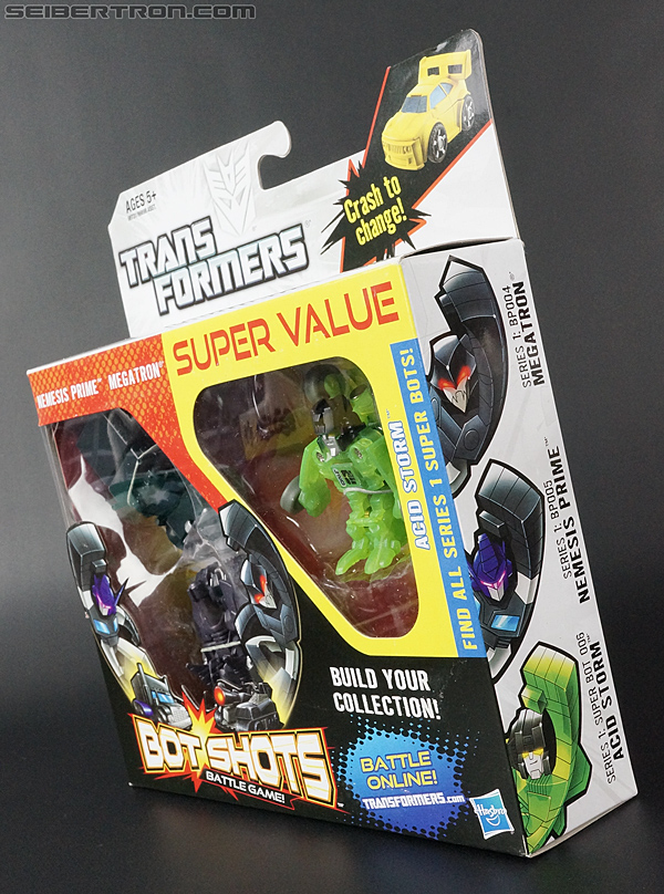 Transformers Bot Shots Megatron (Image #26 of 99)