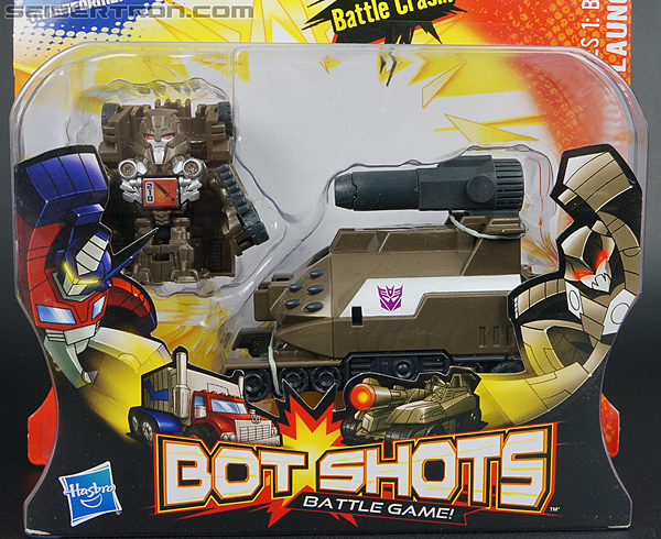 Transformers Bot Shots Megatron (Launcher) (Image #2 of 115)