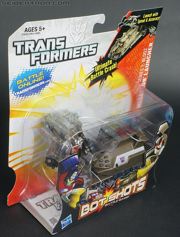 Transformers Bot Shots Megatron (Launcher) (Image #3 of 115)
