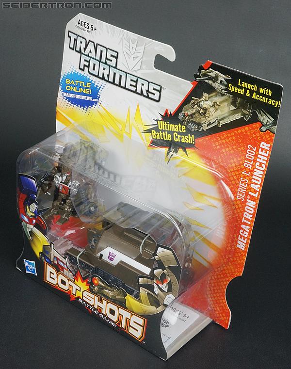 Transformers Bot Shots Megatron (Launcher) (Image #11 of 115)