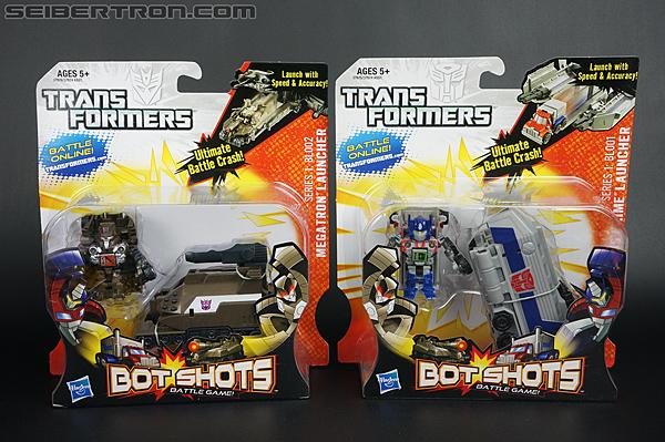Transformers Bot Shots Megatron (Launcher) (Image #15 of 115)