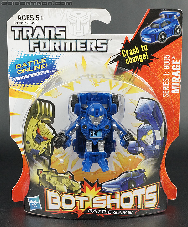 Transformers Bot Shots Mirage (Image #1 of 78)