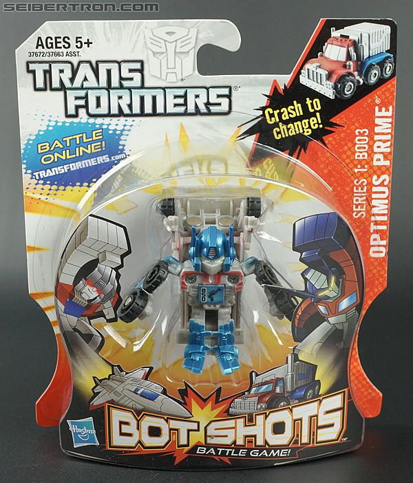 Transformers Bot Shots Optimus Prime (Image #1 of 70)