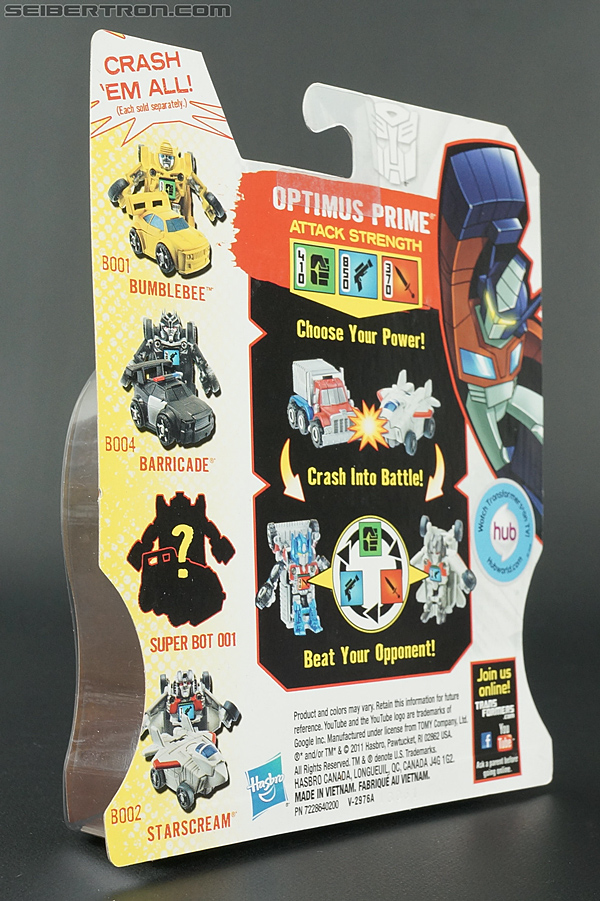 Transformers Bot Shots Optimus Prime (Image #7 of 70)