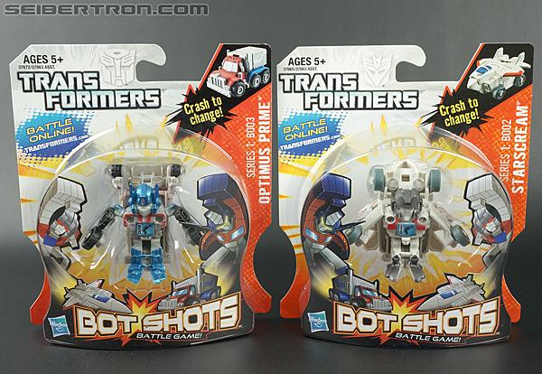 Transformers Bot Shots Optimus Prime (Image #14 of 70)