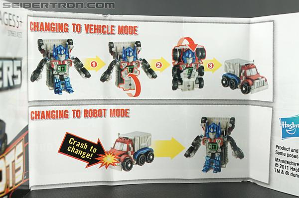 Transformers Bot Shots Optimus Prime (Image #18 of 70)