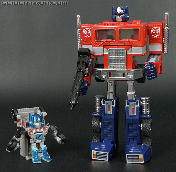 Transformers Bot Shots Optimus Prime (Image #69 of 70)