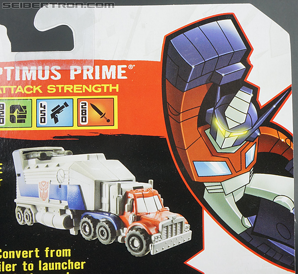 Transformers Bot Shots Optimus Prime (Launcher) (Image #7 of 130)