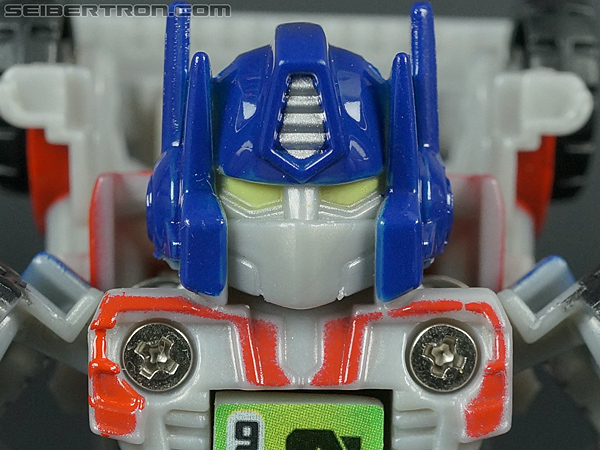 Transformers Bot Shots Optimus Prime (Launcher) gallery
