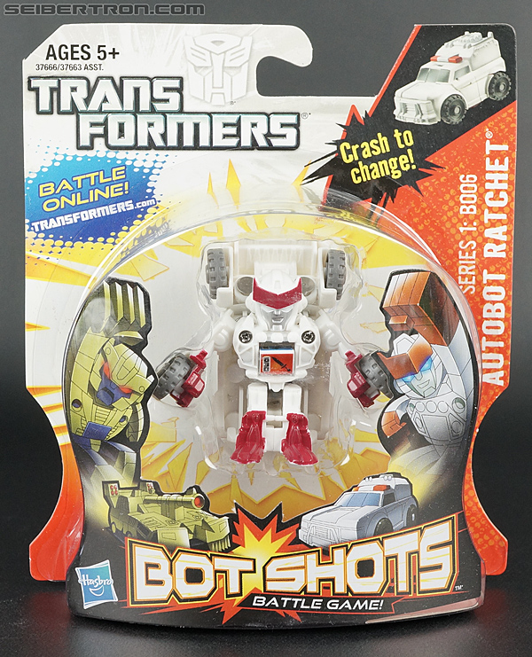 Transformers Bot Shots Ratchet (Image #1 of 63)