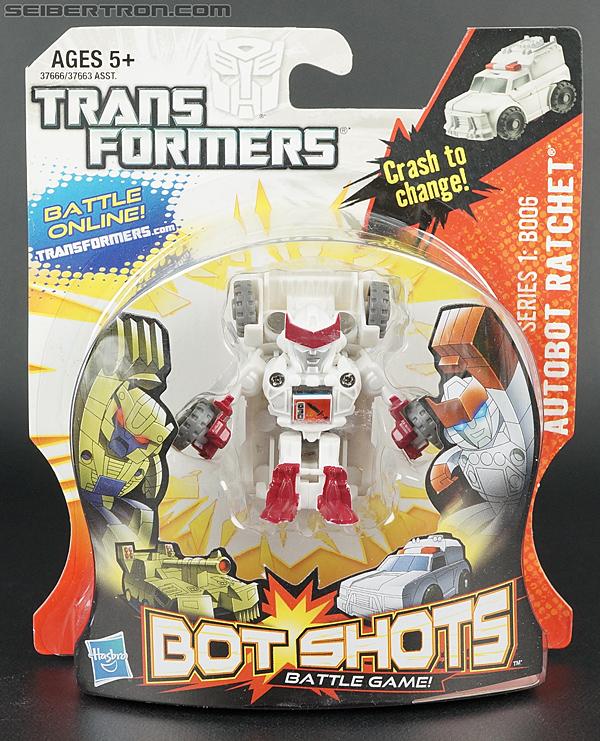 Transformers Bot Shots Ratchet (Image #1 of 63)