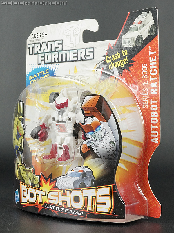 Transformers Bot Shots Ratchet (Image #8 of 63)