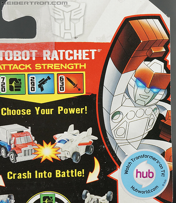 Transformers Bot Shots Ratchet (Image #12 of 63)