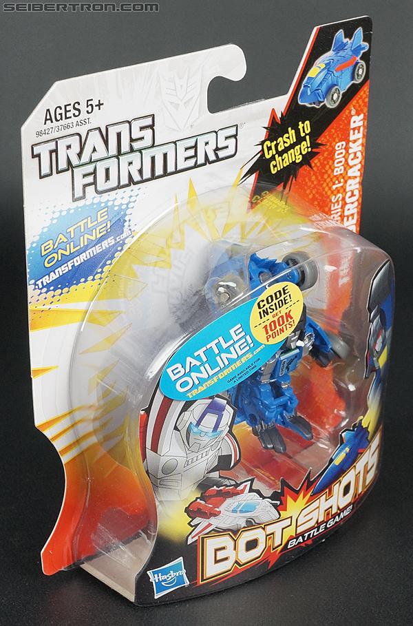 Transformers Bot Shots Thundercracker (Image #4 of 74)