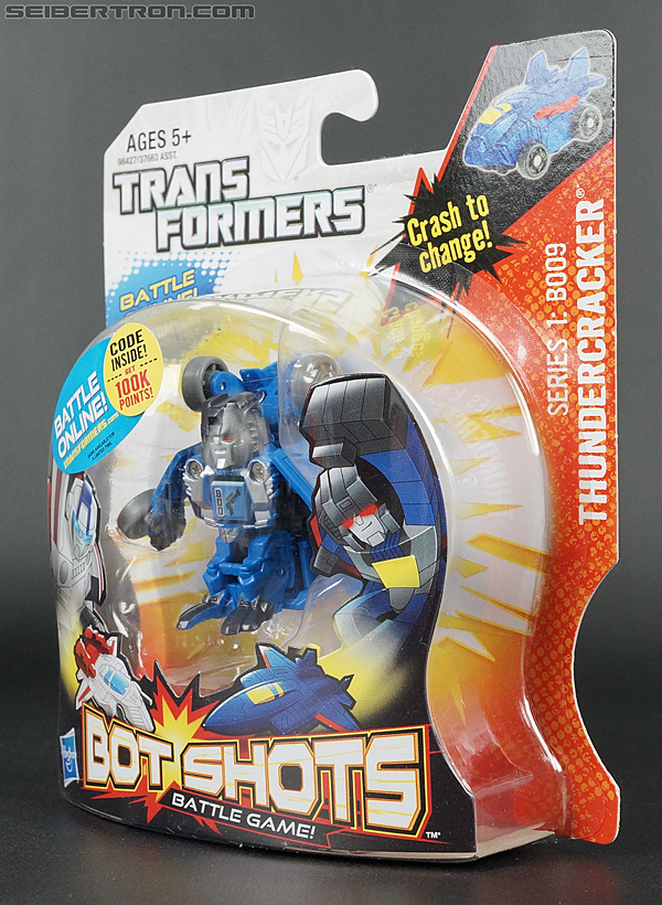 Transformers Bot Shots Thundercracker (Image #9 of 74)