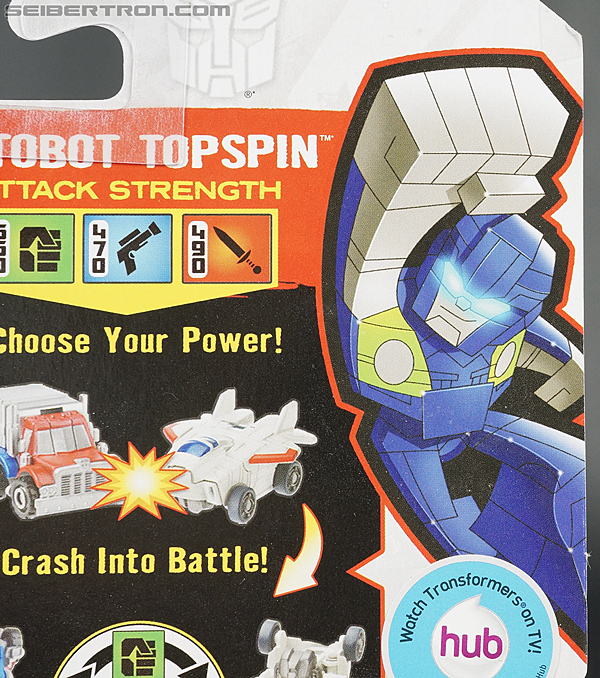 Transformers Bot Shots Topspin (Image #7 of 75)