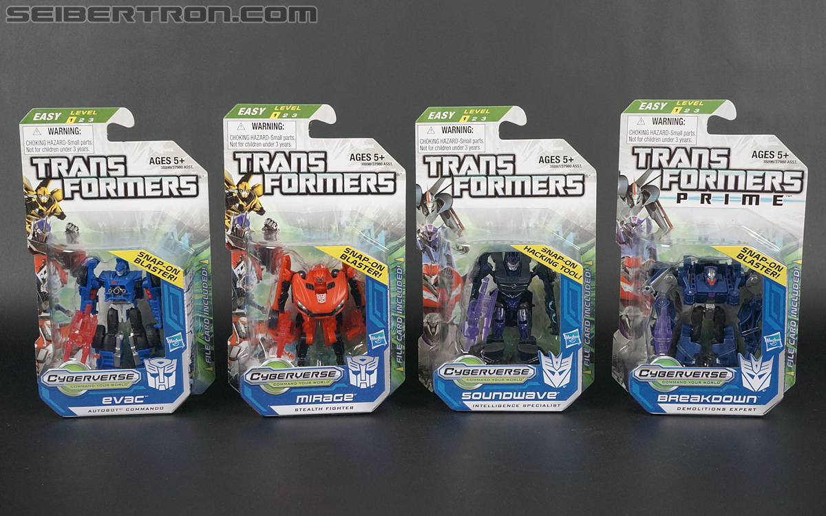 Transformers Cyberverse Mirage (Image #14 of 106)