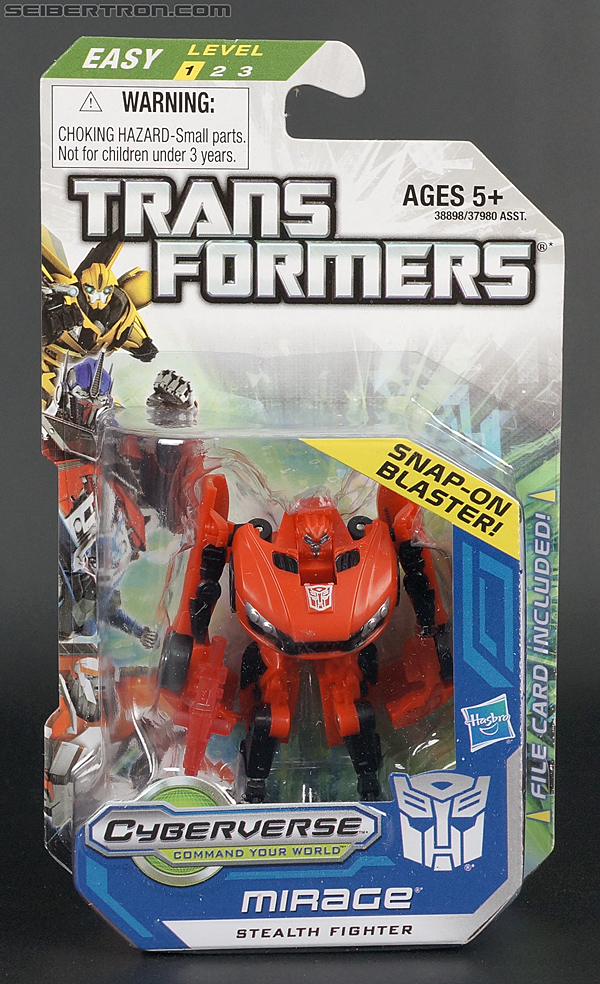 Transformers Cyberverse Mirage (Image #1 of 106)