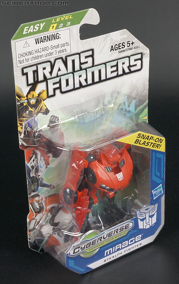 Transformers Cyberverse Mirage (Image #3 of 106)