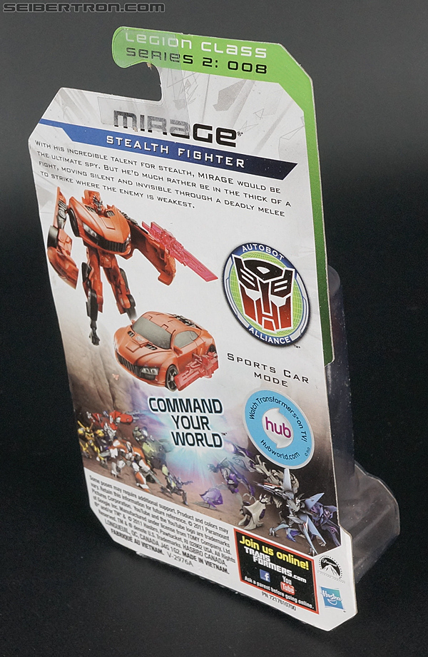 Transformers Cyberverse Mirage (Image #4 of 106)