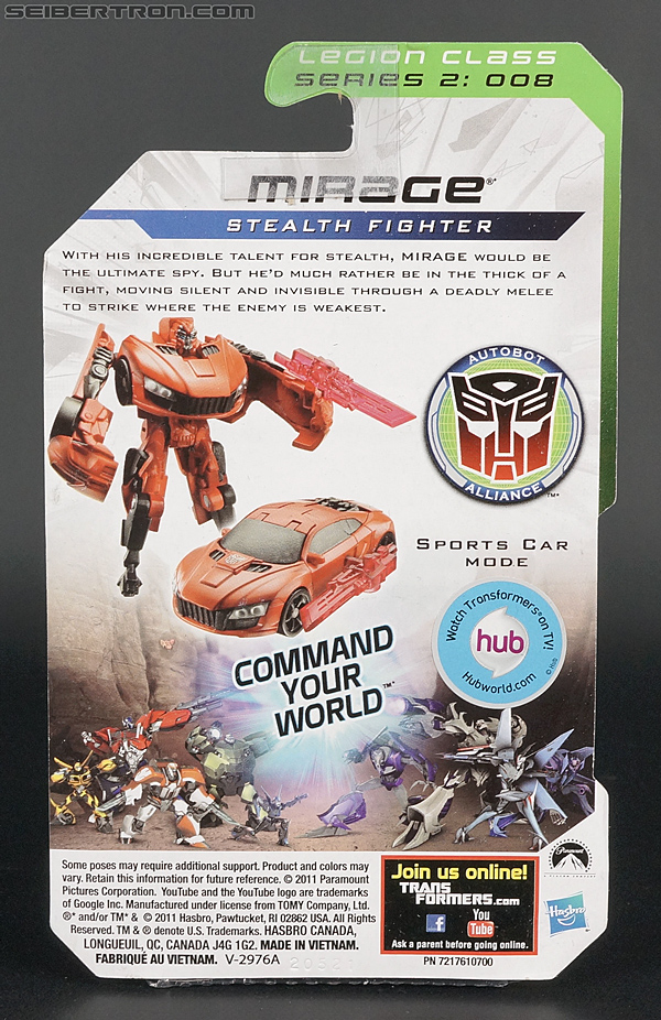 Transformers Cyberverse Mirage (Image #5 of 106)