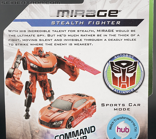 Transformers Cyberverse Mirage (Image #6 of 106)