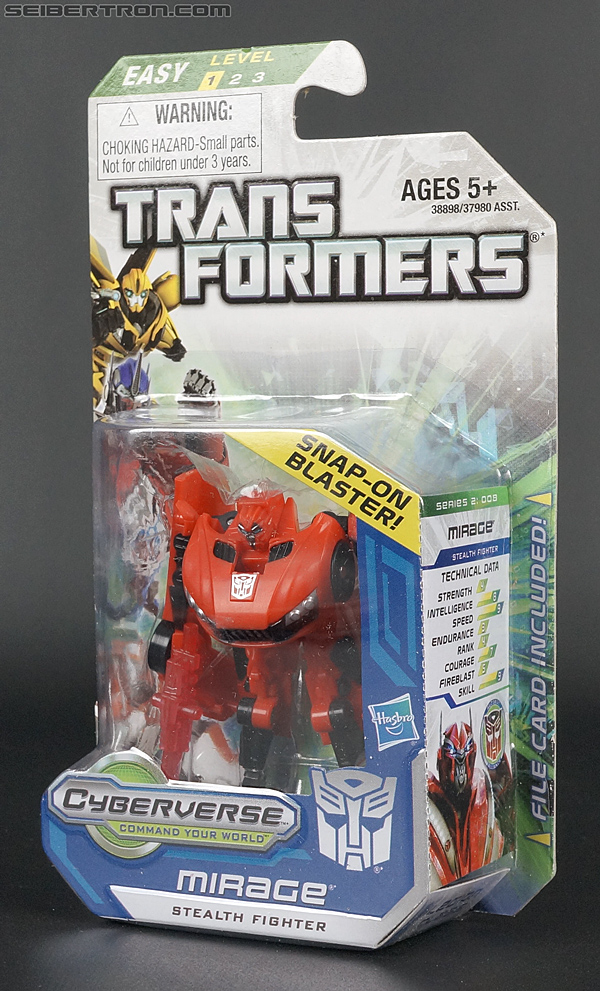 Transformers Cyberverse Mirage (Image #10 of 106)