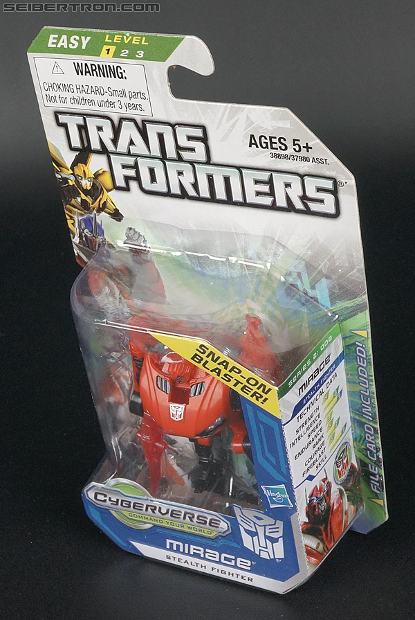 Transformers Cyberverse Mirage (Image #11 of 106)