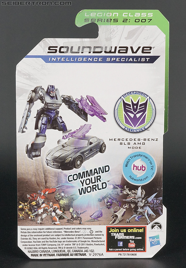 Transformers Cyberverse Soundwave (Image #5 of 100)