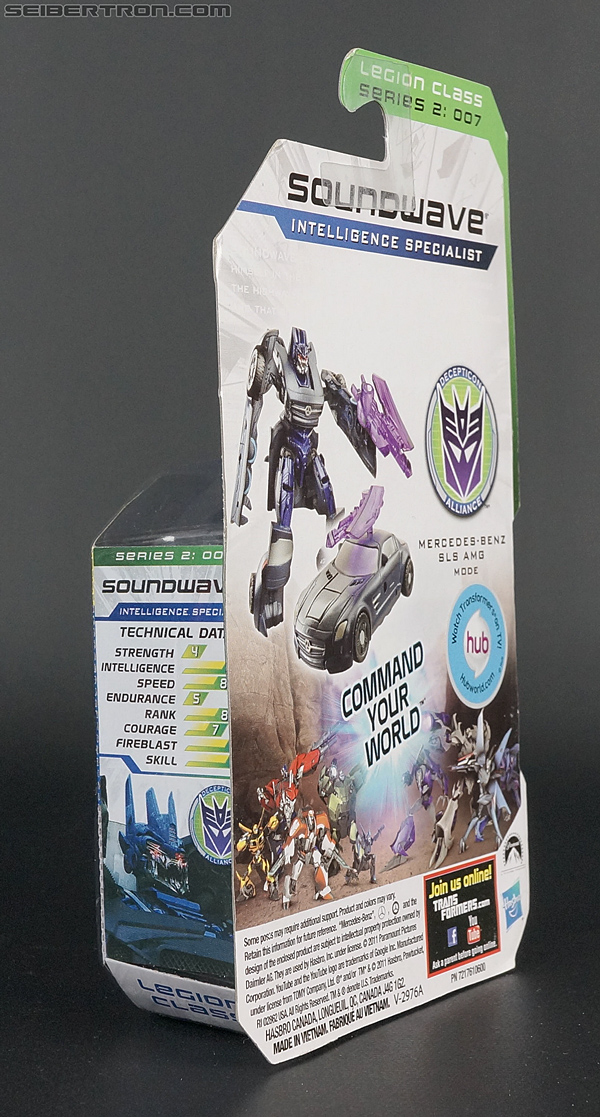 Transformers Cyberverse Soundwave (Image #6 of 100)