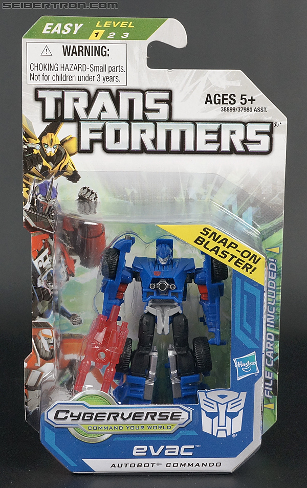 Transformers Cyberverse Evac (Image #1 of 106)
