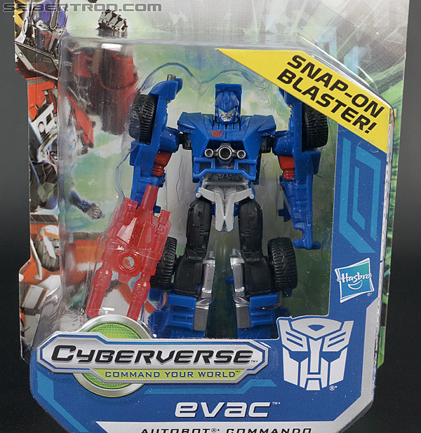 Transformers Cyberverse Evac (Image #2 of 106)