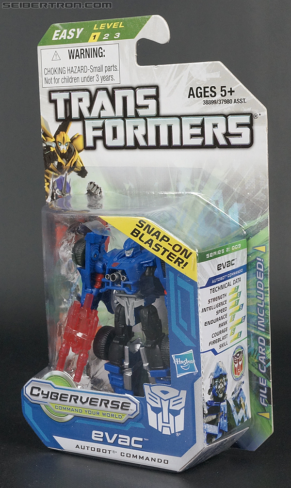 Transformers Cyberverse Evac (Image #9 of 106)