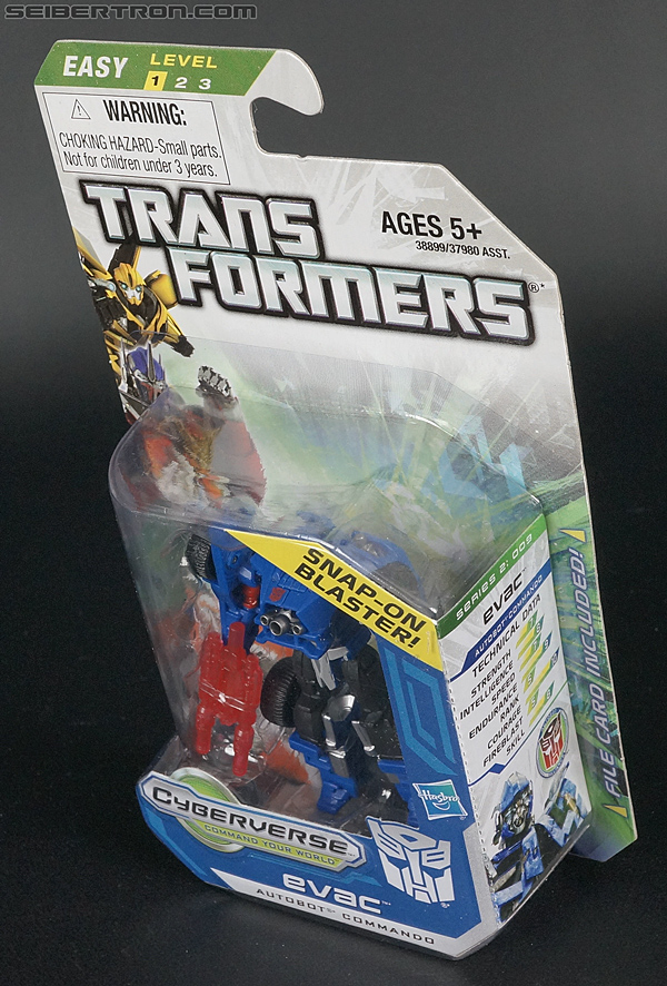 Transformers Cyberverse Evac (Image #10 of 106)