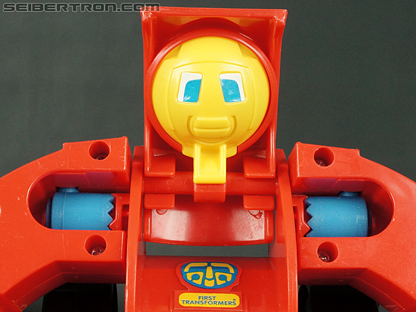 First Transformers Race Car gallery