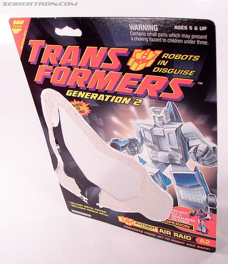 Transformers Generation 2 Air Raid (Air Rider) (Image #13 of 74)