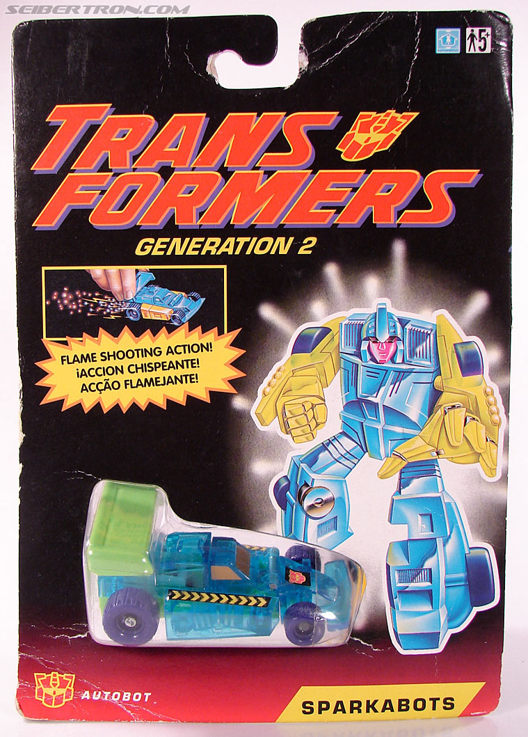Transformers Generation 2 Blaze (Image #1 of 48)