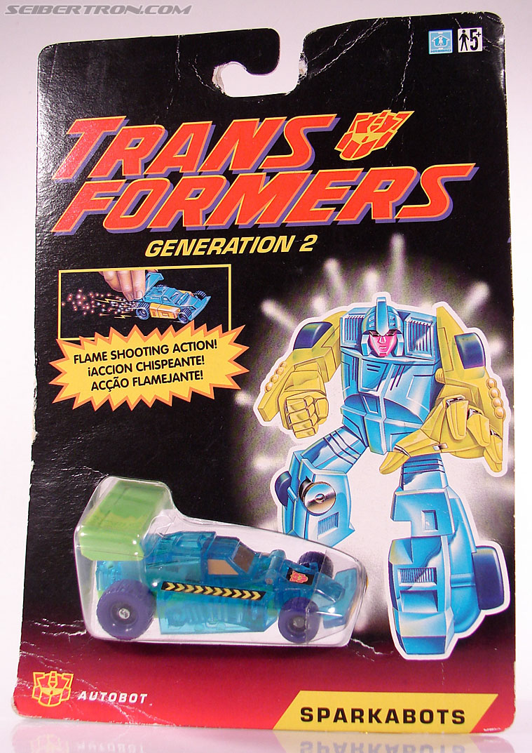 Transformers Generation 2 Blaze (Image #10 of 48)