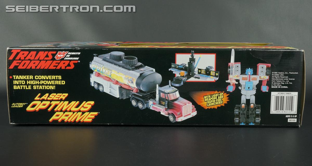 Transformers Generation 2 Laser Optimus Prime (Battle Convoy) (Image #19 of 123)