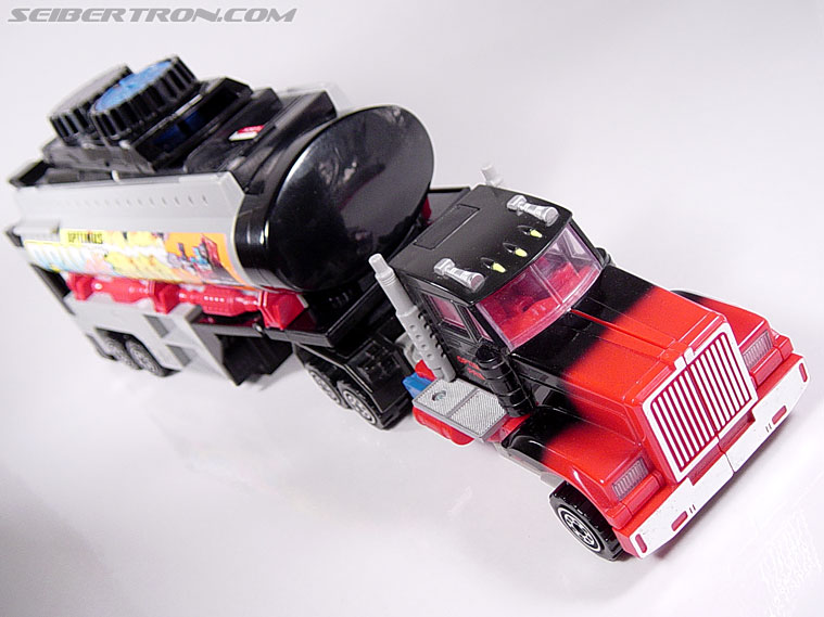 Transformers Generation 2 Laser Optimus Prime (Battle Convoy) (Image #24 of 123)