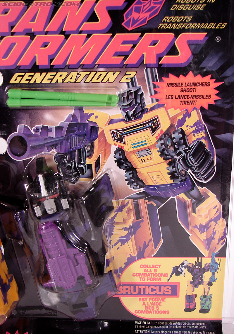Transformers Generation 2 Onslaught (Image #3 of 110)