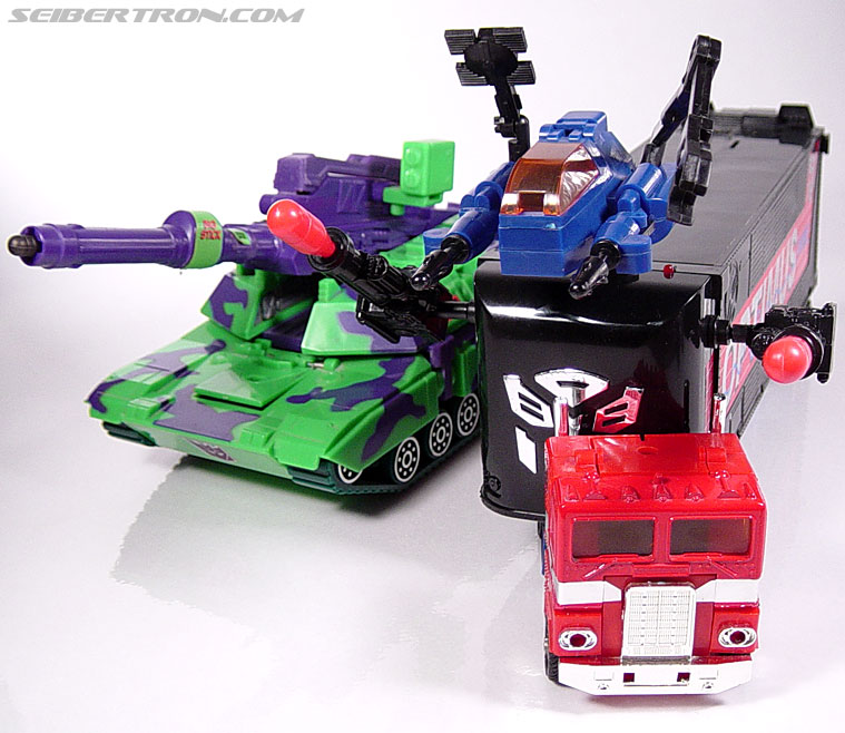 Transformers Generation 2 Optimus Prime (Convoy) (Image #47 of 72)