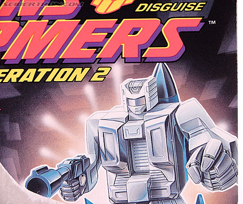 Transformers Generation 2 Air Raid (Air Rider) (Image #4 of 74)