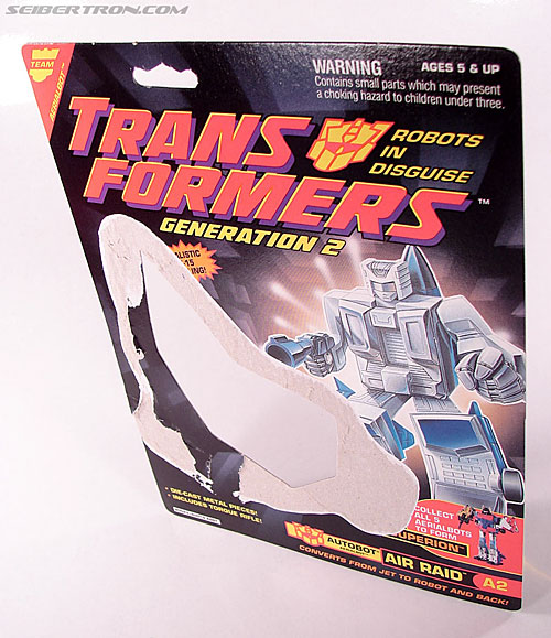 Transformers Generation 2 Air Raid (Air Rider) (Image #13 of 74)