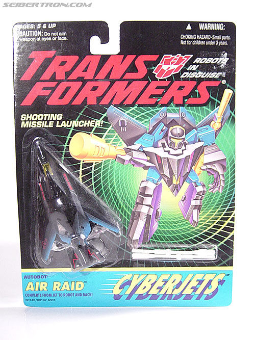 Transformers Generation 2 Air Raid (Aeroraid) (Image #1 of 42)