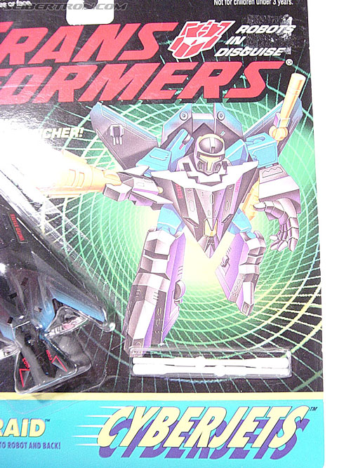Transformers Generation 2 Air Raid (Aeroraid) (Image #3 of 42)