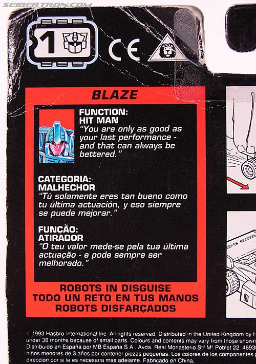 Transformers Generation 2 Blaze (Image #7 of 48)