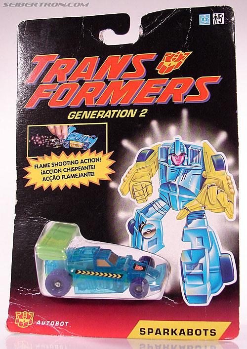 Transformers Generation 2 Blaze (Image #10 of 48)