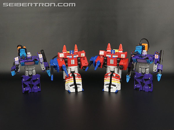 Transformers News: New Galleries: European Generation 2 Heroes Archforce and Sureshot